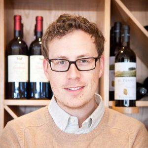 photo of staff member Tristan Gray