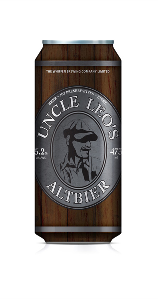 A product image for Uncle Leo's Altbier