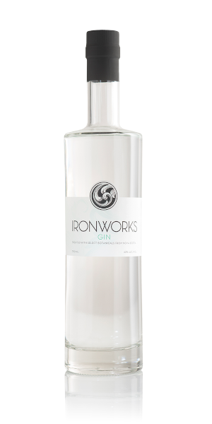 A product image for Ironworks Gin