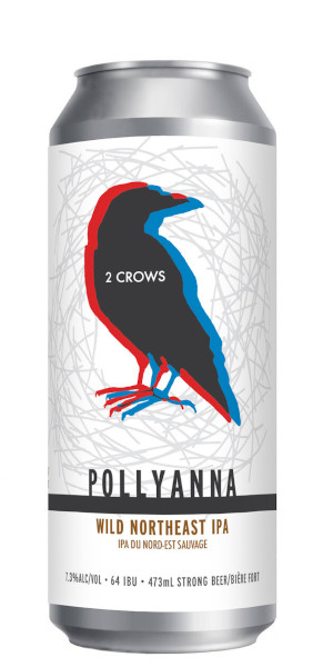 A product image for 2 Crows Pollyanna