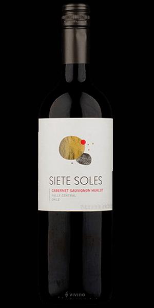 A product image for Siete Soles Cabernet Sauvignon
