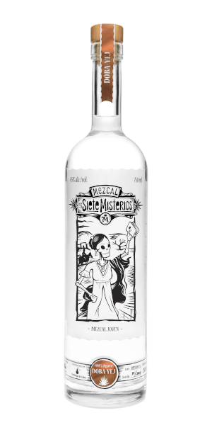 A product image for Los Siete Misterios Doba-Yej Mezcal
