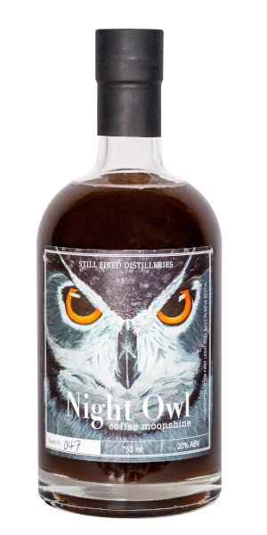 A product image for Still Fired Night Owl Moonshine