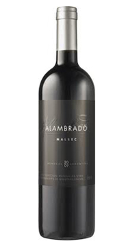 A product image for Alambrado Malbec