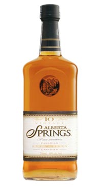 A product image for Alberta Spring Whisky