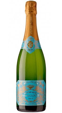 A product image for Champagne Andre Clouet Brut Millisime