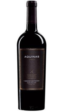 A product image for Aquinas Cabernet Sauvignon