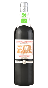 A product image for Domaine Auriol Montmija Corbieres
