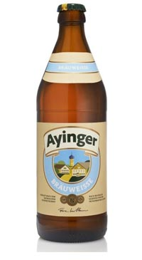 A product image for Ayinger Brau Weisse