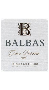 A product image for Bodegas Balbas Gran Reserva