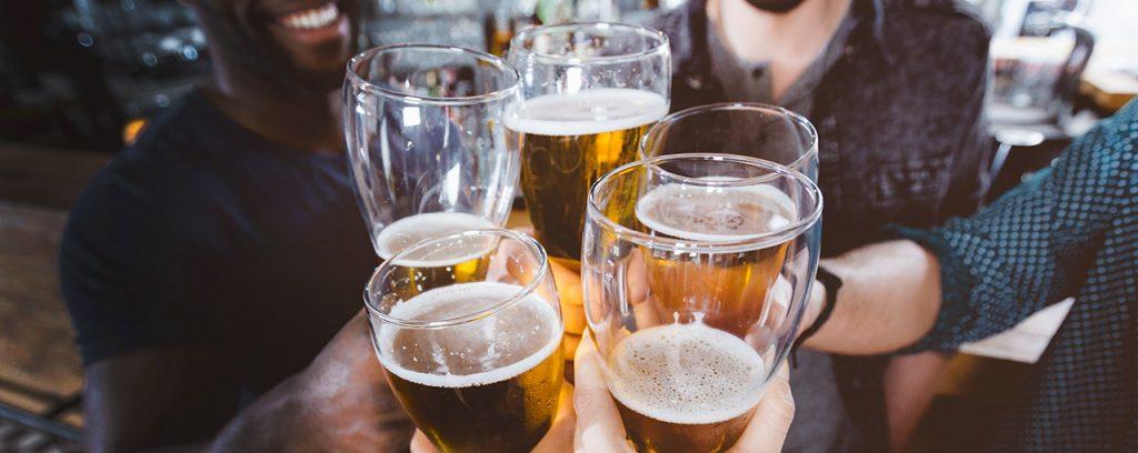Beer Cheers Banner