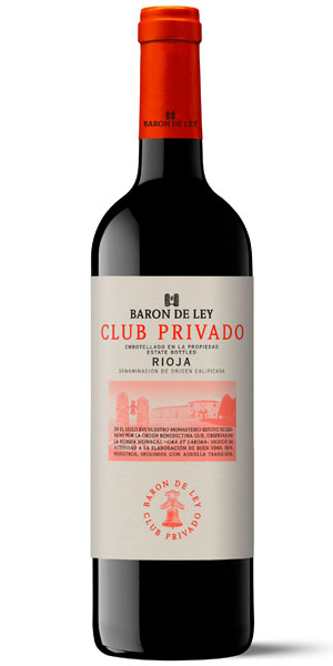 A product image for Club Privado Tempranillo