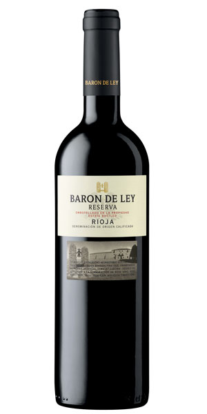 A product image for Baron de Ley Rioja Reserva