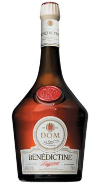 A product image for Benedictine Liqueur