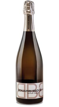 A product image for Benjamin Bridge Brut