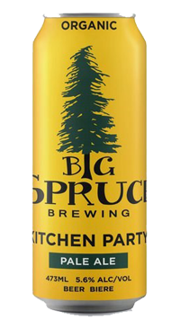 A product image for Big Spruce Kitchen Party Ale