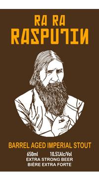 A product image for Big Spruce RaRa Rasputin 2018 American Bourbon Barrels