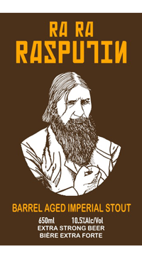A product image for Big Spruce RaRa Rasputin 2018 Nicaraguan Rum Barrels