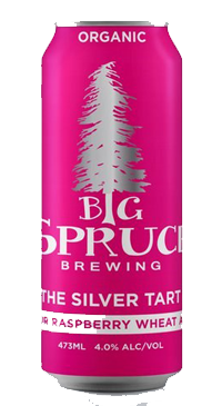 A product image for Big Spruce Silver Tart