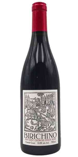 A product image for Birichino Saint Georges Pinot Noir