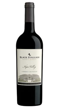 A product image for Black Stallion Napa Cabernet Sauvignon