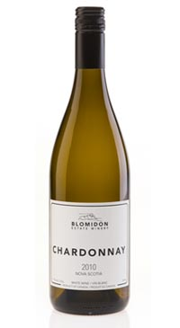 A product image for Blomidon Reserve Chardonnay