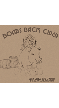 A product image for Boars Back Cider Cask 16-57