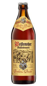 A product image for Weissenohe Bonifatius Dunkel