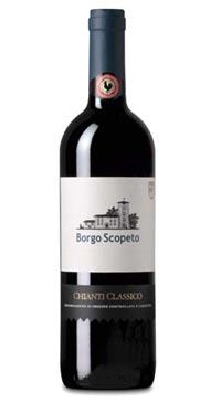 A product image for Borgo Scopeto Chianti Classico 375ml