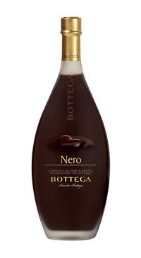 A product image for Bottega Nero Dark Chocolate Liqueur
