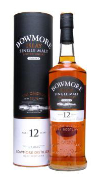 A product image for Bowmore 12 YO
