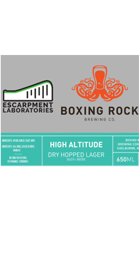 A product image for Boxing Rock High Altitude