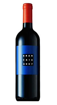 A product image for Brancaia Il Blu