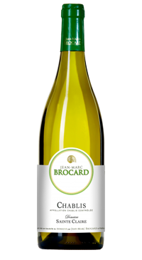 A product image for Brocard Chablis Sainte Claire