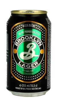 A product image for Brooklyn Lager