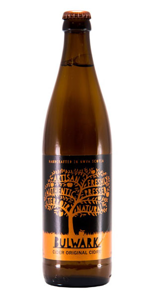 A product image for Bulwark Original Cider