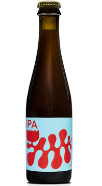 A product image for Burdock Brewery IPA 375ml bottle