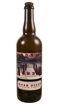 A product image for Bush Pilot Monday Barley Wine