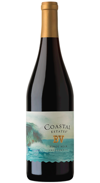 A product image for BV Coastal Estate Pinot Noir