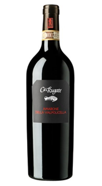 A product image for Ca Rugate Amarone