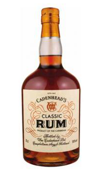 A product image for Cadenheads Classic Rum