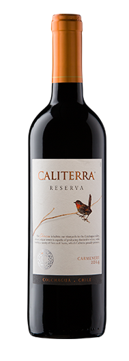 A product image for Caliterra Carmenere
