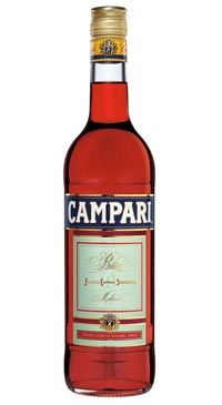 A product image for Campari Bitters