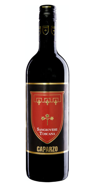 A product image for Caparzo Sangiovese