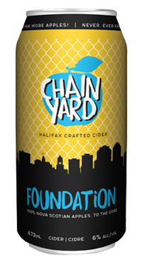 A product image for Chain Yard Foundation Cider