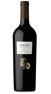 A product image for 375ml Chakana Malbec