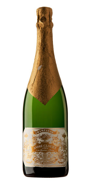 A product image for Champagne Andre Clouet 1911