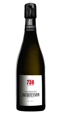 A product image for Champagne Jacquesson Cuvee N 740