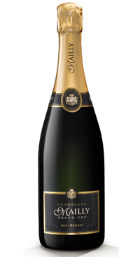 A product image for Champagne Mailly Grand Cru Brut Millesime
