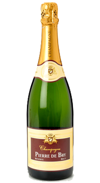 A product image for Champagne Pierre de Bry Brut Reserve